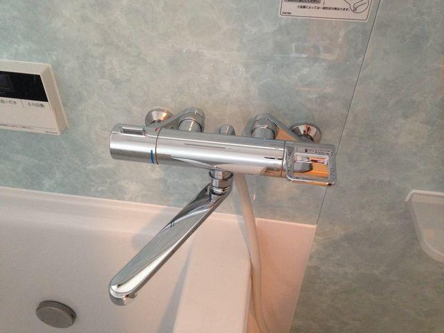 サーモスタット水栓