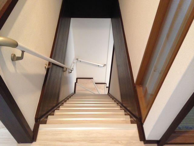 LIXIL dフロア リフォーム階段