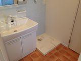 洗面所リフォーム施工例