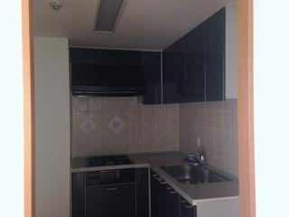 施工前 L型キッチン