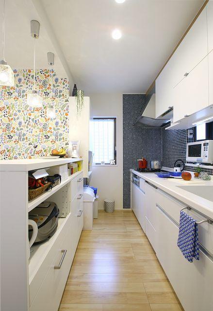 キッチン リノベーション 収納
